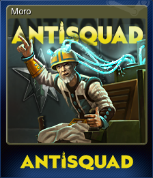 Antisquad Card 7