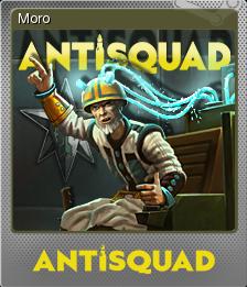 Antisquad Foil 7