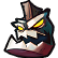 Awesomenauts Emoticon clunk