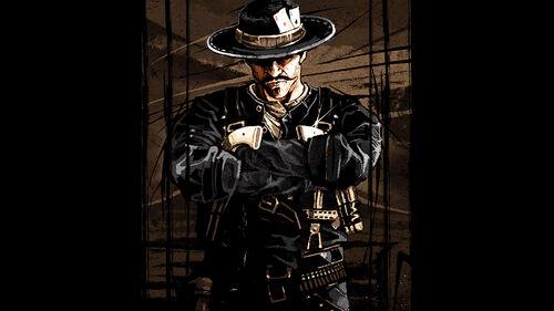 Call of Juarez Gunslinger Artwork 5