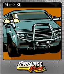 Carnage Racing Foil 3