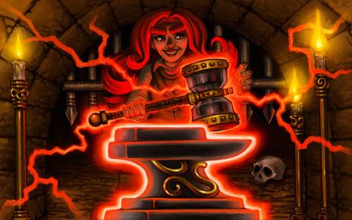 Dungeons of Dredmor Artwork 6