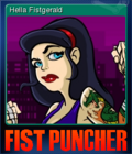 Fist Puncher Card 3
