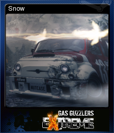 Gas Guzzlers Extreme Card 4