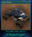 Mars Colony Frontier Card 1