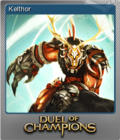 Might & Magic Duel of Champions Foil 3
