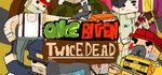 Once Bitten, Twice Dead! Logo