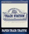 Paper Train Traffic Card 6