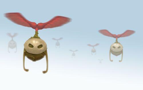 PixelJunk Monsters Ultimate Artwork 5