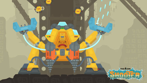 PixelJunk Shooter Artwork 6