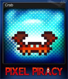 Pixel Piracy Card 5