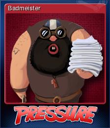 Pressure Card 5