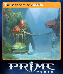 Prime World Card 8
