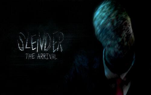 Slender The Arrival Artwork 2