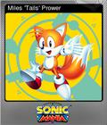 Sonic Mania Foil 8