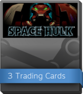 Space Hulk Booster Pack