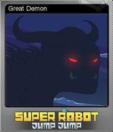 Super Robot Jump Jump Foil 6