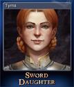 Sword Daughter Card 2