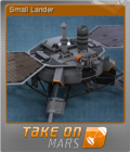 Take On Mars Foil 1
