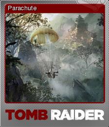 Tomb Raider Foil 5