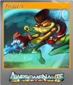 Awesomenauts Foil 6
