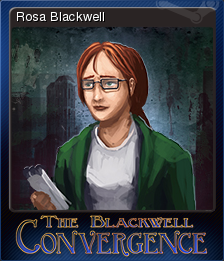 Blackwell Convergence Card 6