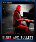 Blues and Bullets Card 2