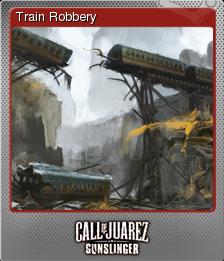 Call of Juarez Gunslinger Foil 7