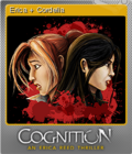 Cognition An Erica Reed Thriller Foil 8