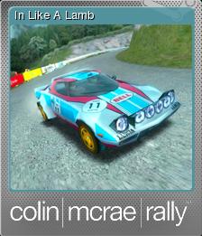 Colin McRae Rally Foil 5