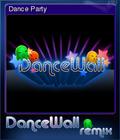 DanceWall Remix Card 2
