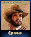 Deadfall Adventures Card 01