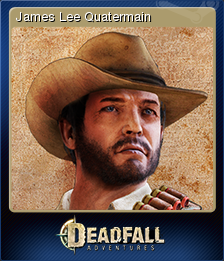 Deadfall Adventures Card 01