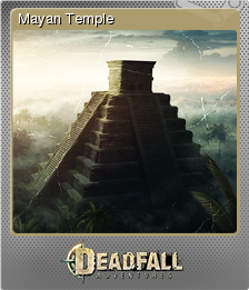 Deadfall Adventures Foil 08