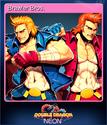 Double Dragon Neon Card 02