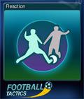 Football Tactics Card 09
