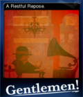 Gentlemen Card 2