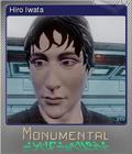 Monumental Foil 5