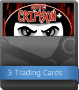 Mute Crimson+ Booster Pack