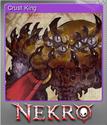 Nekro Card 05 Foil