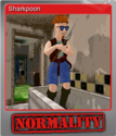 Normality Foil 3
