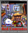Red Comrades Save the Galaxy Reloaded Foil 3