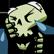 Skulls of the Shogun Emoticon salty