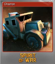 Spirit Of War Foil 3