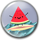Summer Picnic Sale Badge 11000