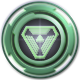 System Shock 2 Badge Foil