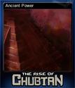 The Rise of Chubtan Card 4