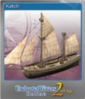 Uncharted Waters Online 2nd Age Foil 6