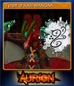 Aurion Legacy of the Kori-Odan Card 4