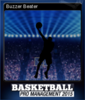 Basketball Pro Management 2015 Card 6